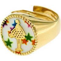 anello donna gioielli Le Carose Alice'S Wonderland ALICE06