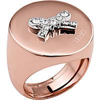 anello donna gioielli Liujo Destini LJ1005