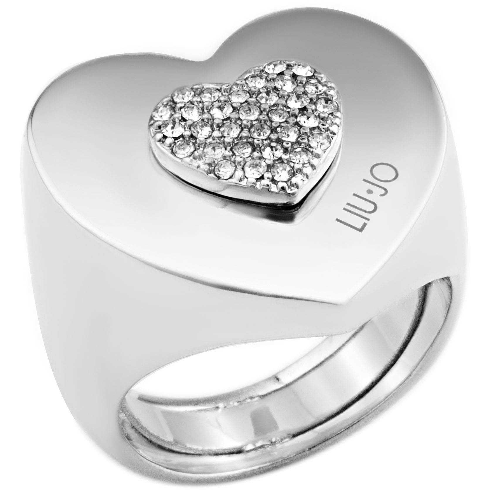 anello donna gioielli Liujo Destini LJ1006 anelli Liujo bf3f9c966da