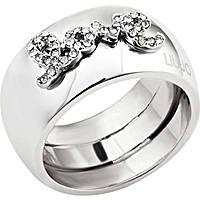 anello donna gioielli Liujo Destini LJ1009