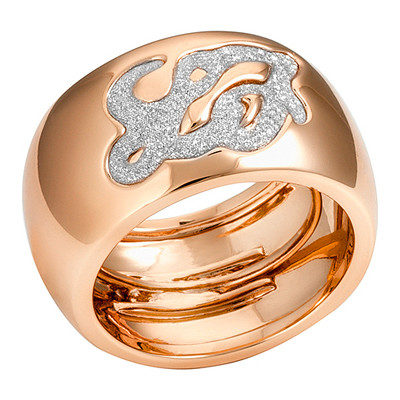 anello donna gioielli Liujo Destini LJ890