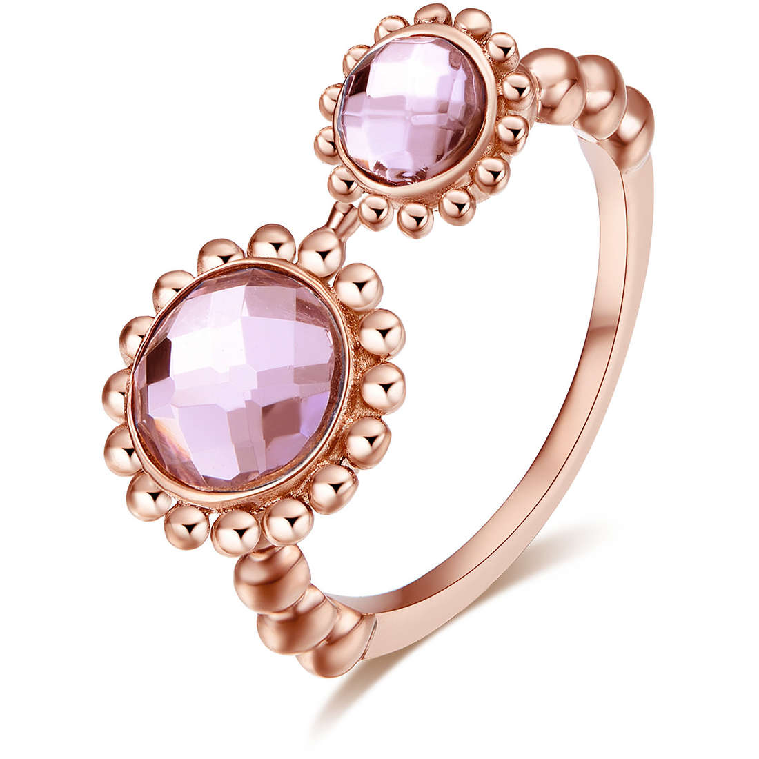 anello donna gioielli Luca Barra Color Life LBANK140.15