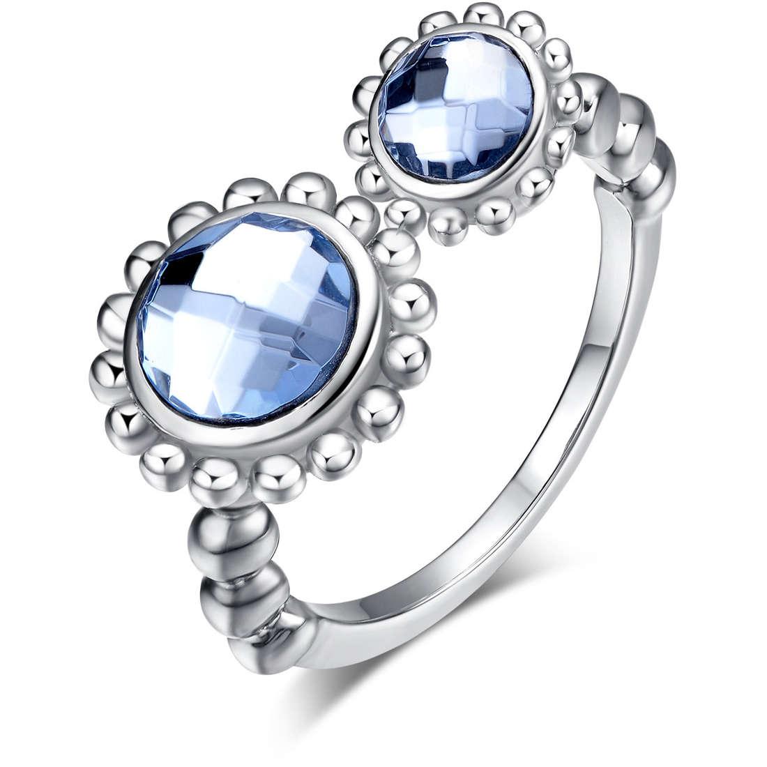 anello donna gioielli Luca Barra Color Life LBANK141.15