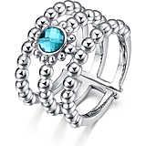 anello donna gioielli Luca Barra Color Life LBANK142.17