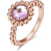 anello donna gioielli Luca Barra Color Life LBANK146.15
