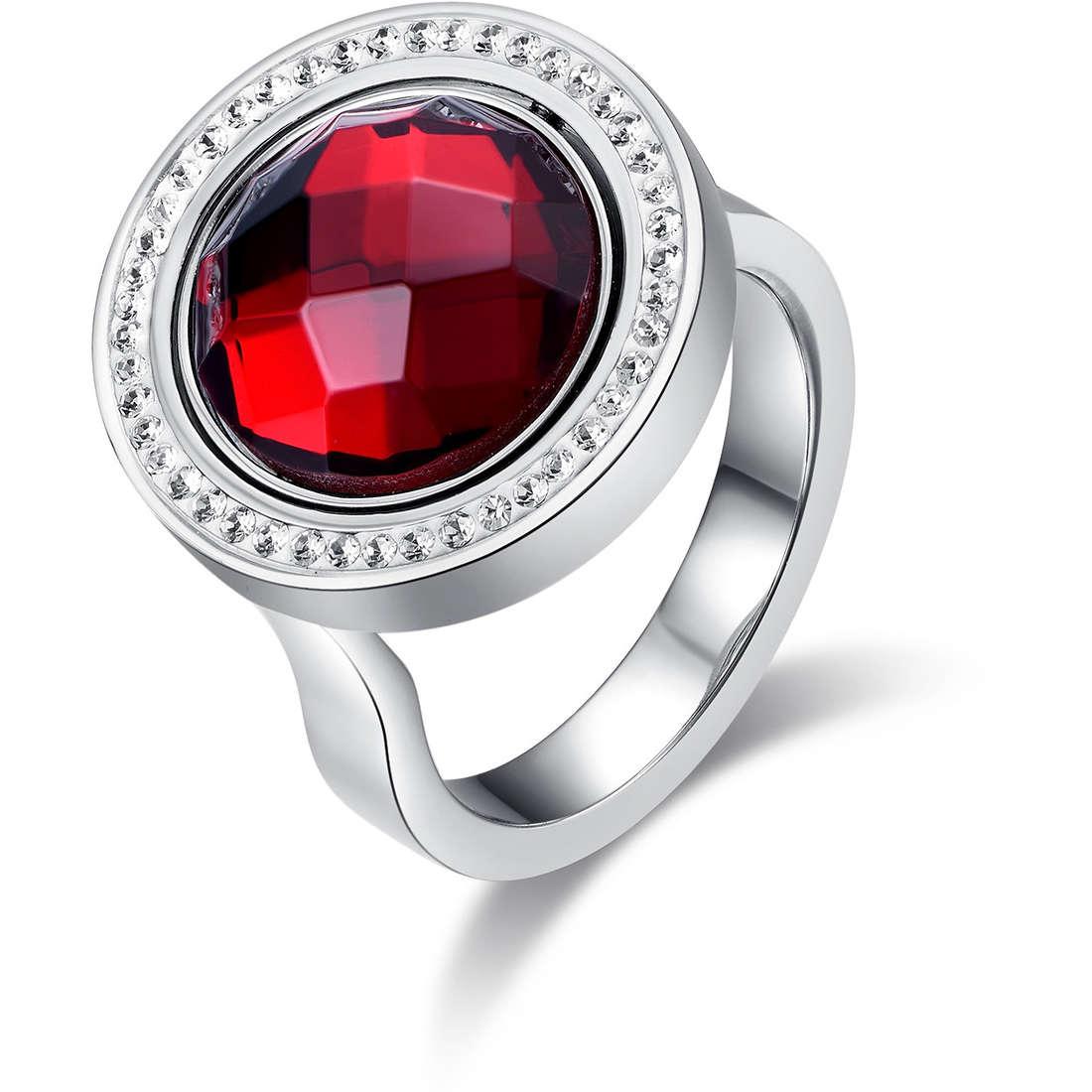 anello donna gioielli Luca Barra Freedom Style LBANK152.17