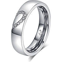 anello donna gioielli Luca Barra LBAN134.11