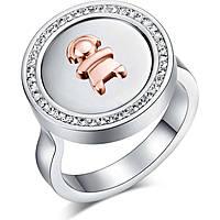 anello donna gioielli Luca Barra LBANK101.17