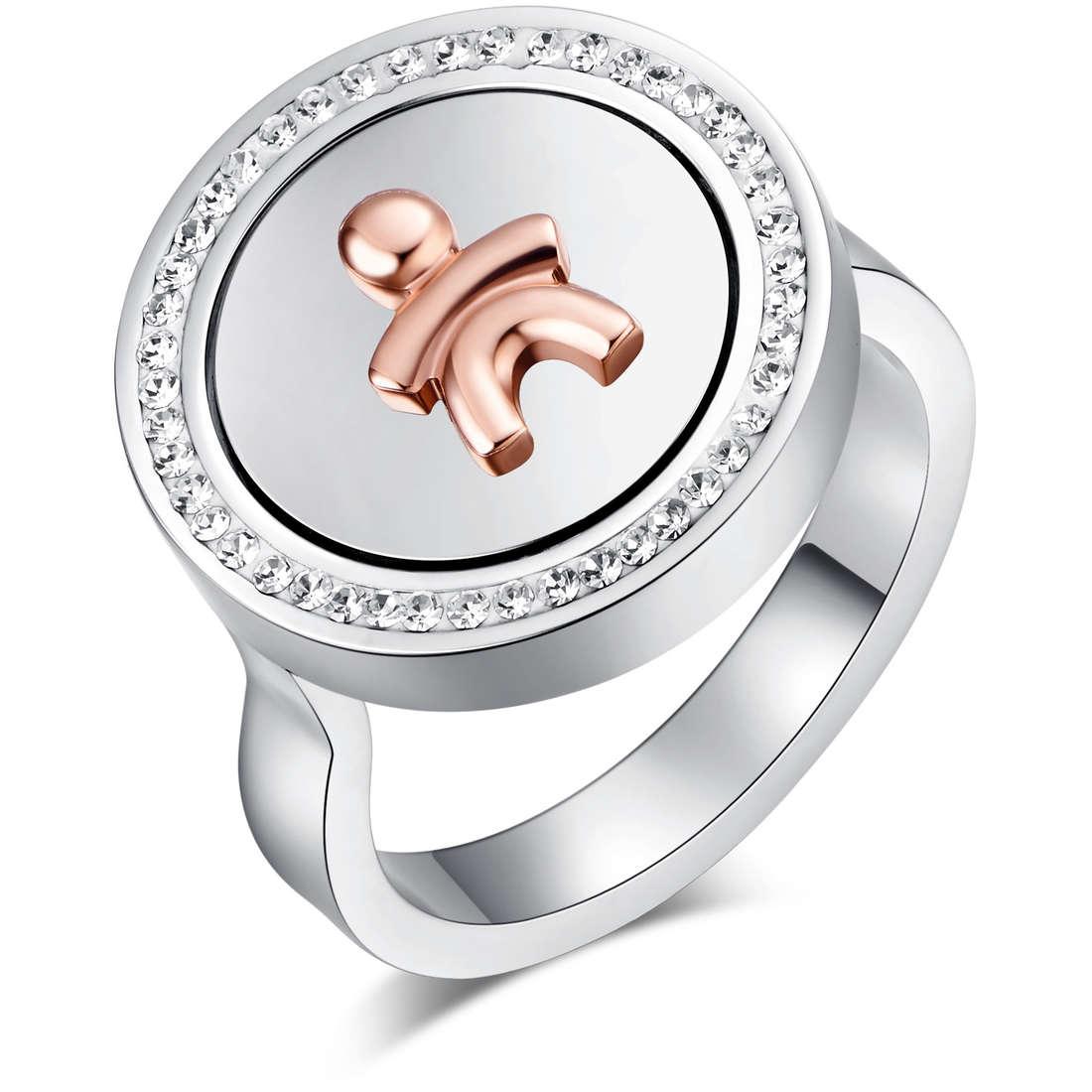 anello donna gioielli Luca Barra LBANK102.15