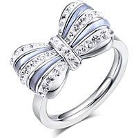anello donna gioielli Luca Barra LBANK103.15