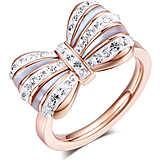 anello donna gioielli Luca Barra LBANK104.19