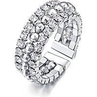 anello donna gioielli Luca Barra LBANK107