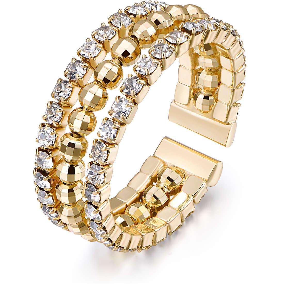 anello donna gioielli Luca Barra LBANK110