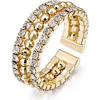 anello donna gioielli Luca Barra LBANK111
