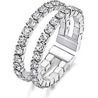 anello donna gioielli Luca Barra LBANK112