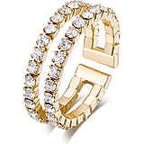 anello donna gioielli Luca Barra LBANK116
