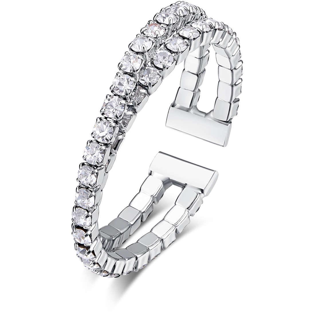 anello donna gioielli Luca Barra LBANK119