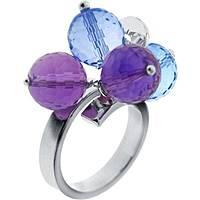 anello donna gioielli Luca Barra LBANK11