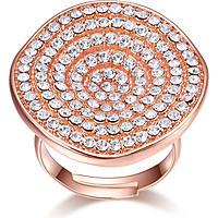 anello donna gioielli Luca Barra LBANK128