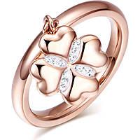 anello donna gioielli Luca Barra LBANK130.13