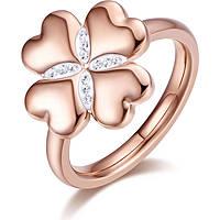 anello donna gioielli Luca Barra LBANK132.17
