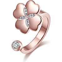anello donna gioielli Luca Barra LBANK134.19