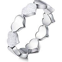 anello donna gioielli Luca Barra LBANK148.15