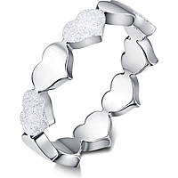 anello donna gioielli Luca Barra LBANK148.17