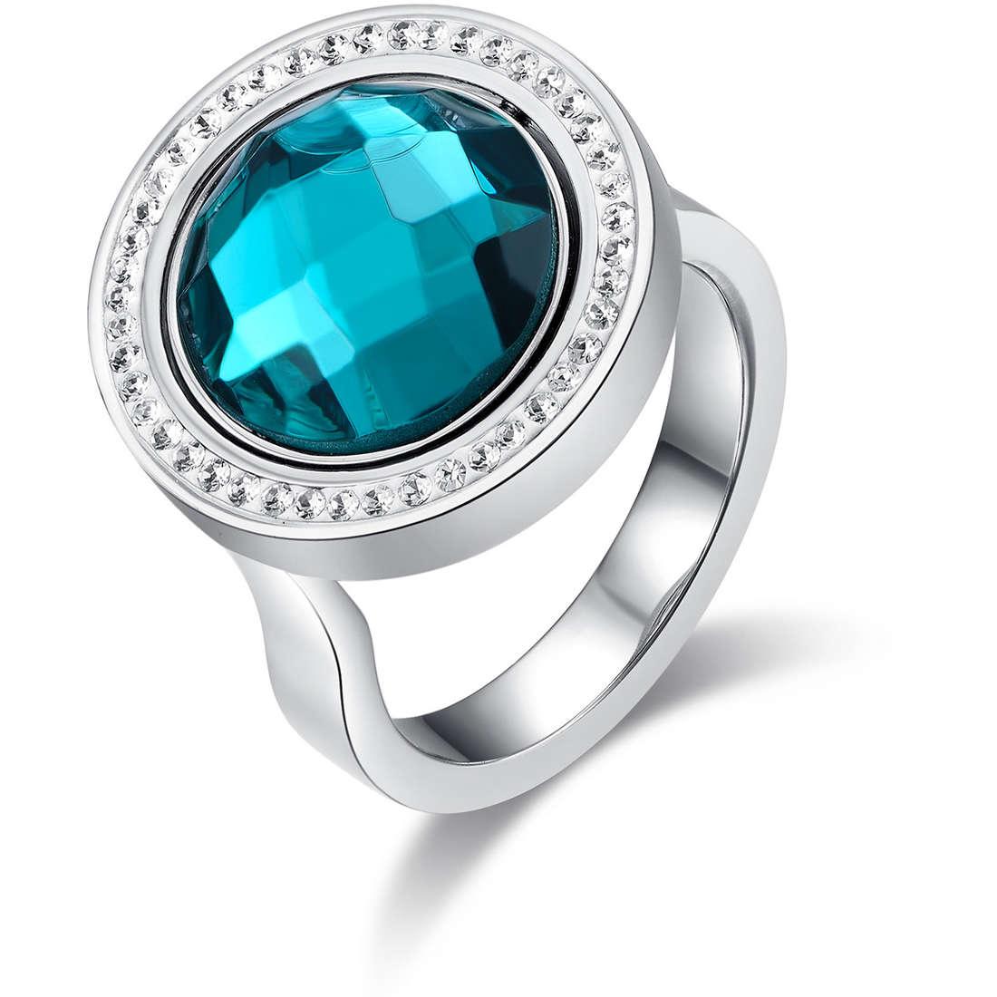 anello donna gioielli Luca Barra LBANK151.17