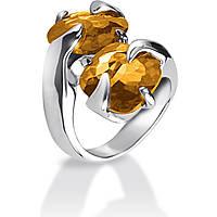 anello donna gioielli Luca Barra LBANK23.TP.19