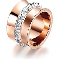 anello donna gioielli Luca Barra LBANK43.11