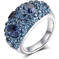 anello donna gioielli Luca Barra LBANK48.15