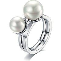 anello donna gioielli Luca Barra LBANK66.17