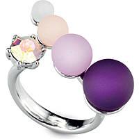 anello donna gioielli Luca Barra LBANK68