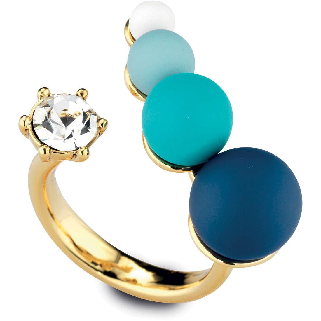 anello donna gioielli Luca Barra LBANK69