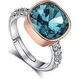 anello donna gioielli Luca Barra LBANK74