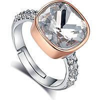 anello donna gioielli Luca Barra LBANK78