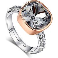 anello donna gioielli Luca Barra LBANK80