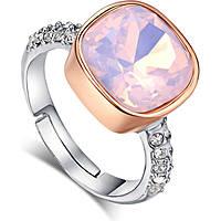 anello donna gioielli Luca Barra LBANK81