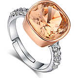 anello donna gioielli Luca Barra LBANK82