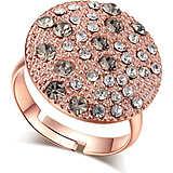 anello donna gioielli Luca Barra LBANK83