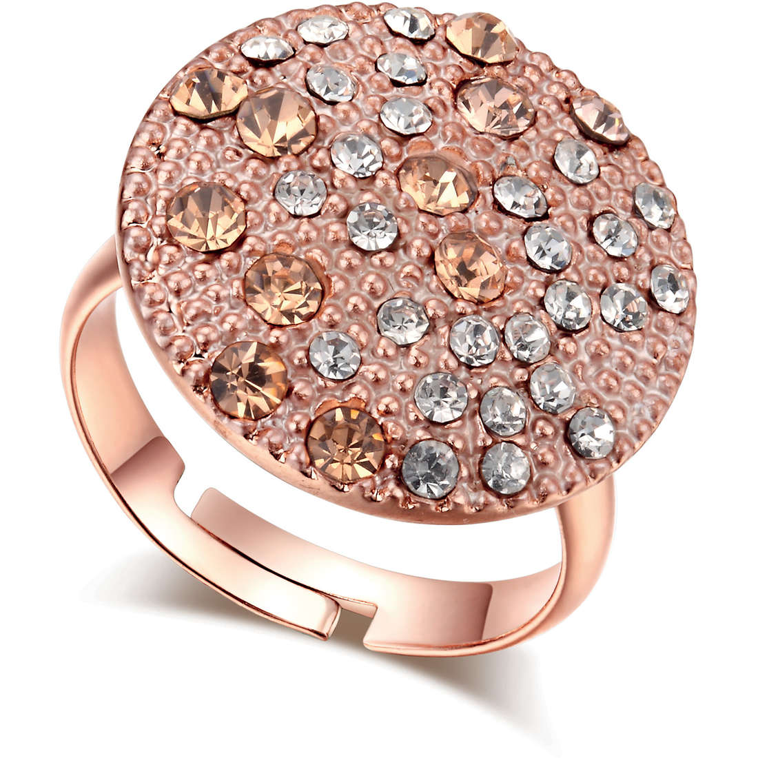 anello donna gioielli Luca Barra LBANK85