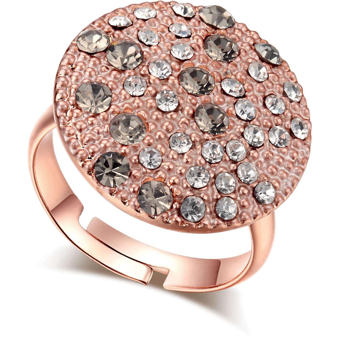 anello donna gioielli Luca Barra LBANK86