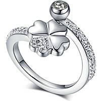 anello donna gioielli Luca Barra LBANK89.17