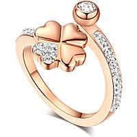anello donna gioielli Luca Barra LBANK90.17