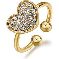 anello donna gioielli Luca Barra LBANK91
