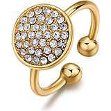 anello donna gioielli Luca Barra LBANK97