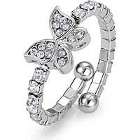 anello donna gioielli Luca Barra Pretty Moment LBANK165