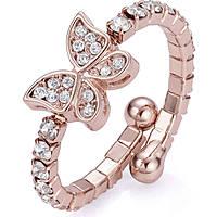 anello donna gioielli Luca Barra Pretty Moment LBANK167