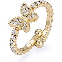 anello donna gioielli Luca Barra Pretty Moment LBANK169